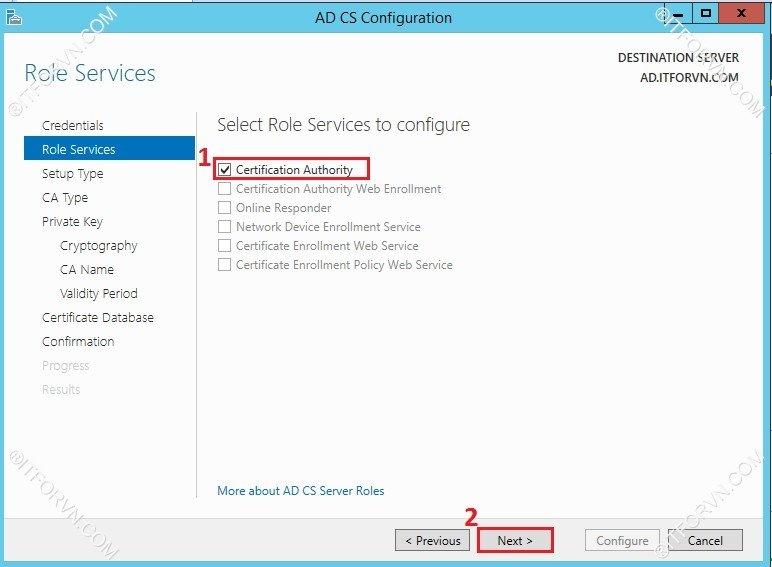 802.1X Tren Window Server 2012-09