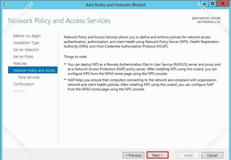802.1X Tren Window Server 2012-22
