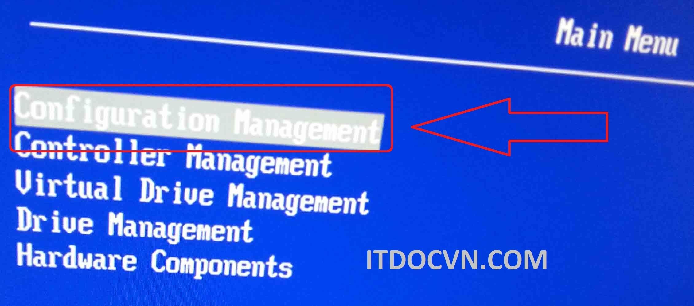 Cau Hinh Raid Tren Server IBM X3650 M4-6
