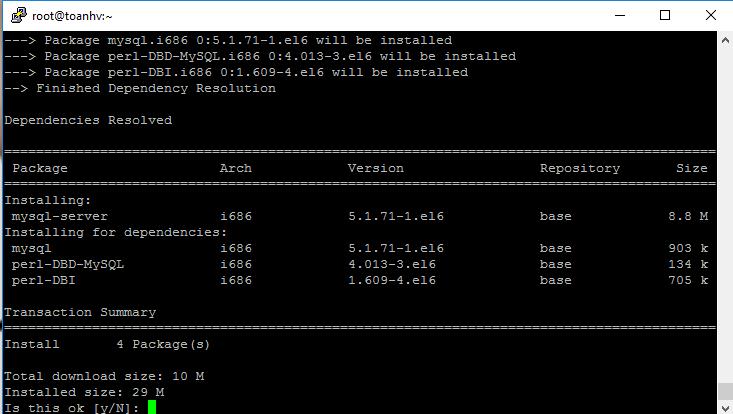 ITFORVN.COM xac-nhan-cai-dat-msql Cài đặt webserver trên centos 6.x