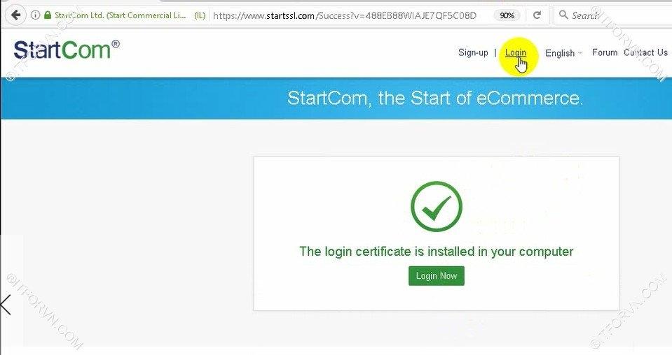 Setup Start SSL Nginx 6 - Cấu hình SSL Cho web Server - Part 1 Đăng ký SSL