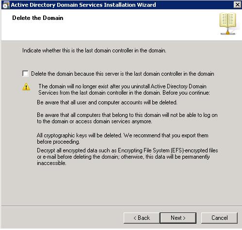 ITFORVN.COM 11111111111-19 Nâng cấp Active Directory từ 2008 - 2012 một cách an toàn nhất với FSMO.