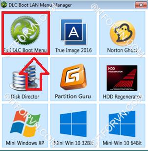 Hirrent boot install windows os qua network 3 - [All In One] Sử dụng Hirent boot + Cài đặt Windows + Ghost OS qua LAN chỉ với vài thao tác