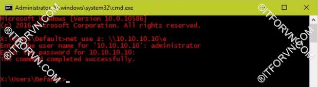 Hirrent boot install windows os qua network 5 - [All In One] Sử dụng Hirent boot + Cài đặt Windows + Ghost OS qua LAN chỉ với vài thao tác
