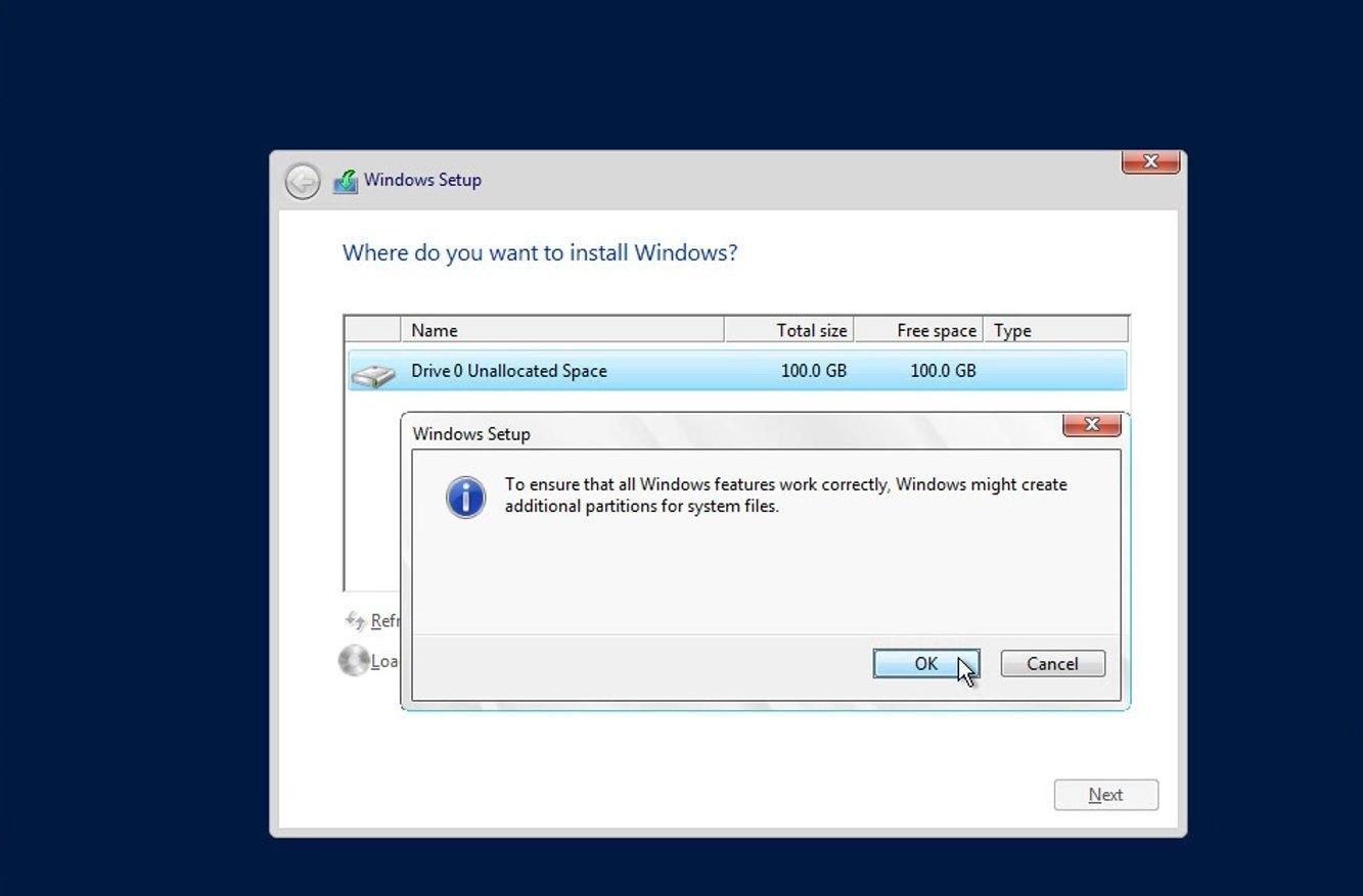 ITFORVN Bài 1 Part1 Cài đặt Windows Server 2016 25 e1491171850547 - [Tự học MCSA MCSE 2016] - Lab-1-Part1-Cài đặt Windows Server 2016