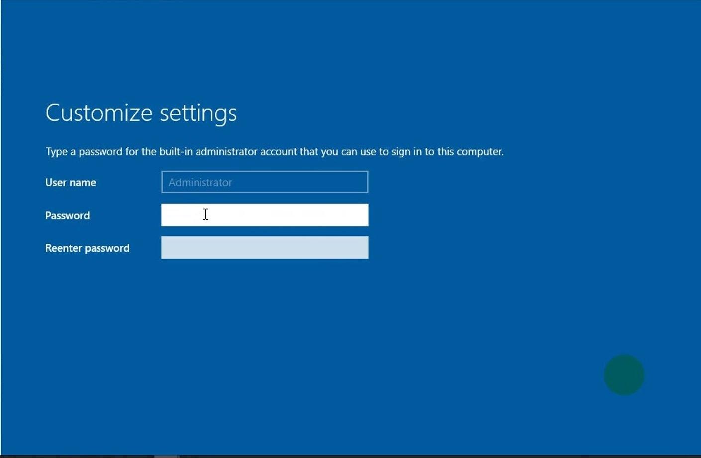 ITFORVN Bài 1 Part1 Cài đặt Windows Server 2016 32 e1491171922411 - [Tự học MCSA MCSE 2016] - Lab-1-Part1-Cài đặt Windows Server 2016