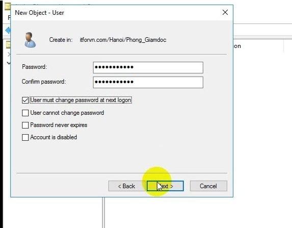 ITFORVN Bài 10 Cấu hình OU Group User trong Active Directory 1008 e1493118999566 - [Tự học MCSA MCSE 2016]-Lab 10-Cấu hình OU Group User trong Active Directory