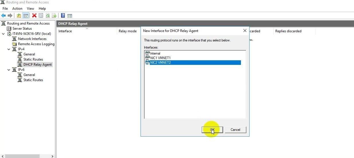 ITFORVN Bài 11 Cấu hình DHCP Relay Agent 1346 e1493159985793 - [Tự học MCSA MCSE 2016] -Lab 11-Cấu hình DHCP Relay Agent trên Windows Server 2016