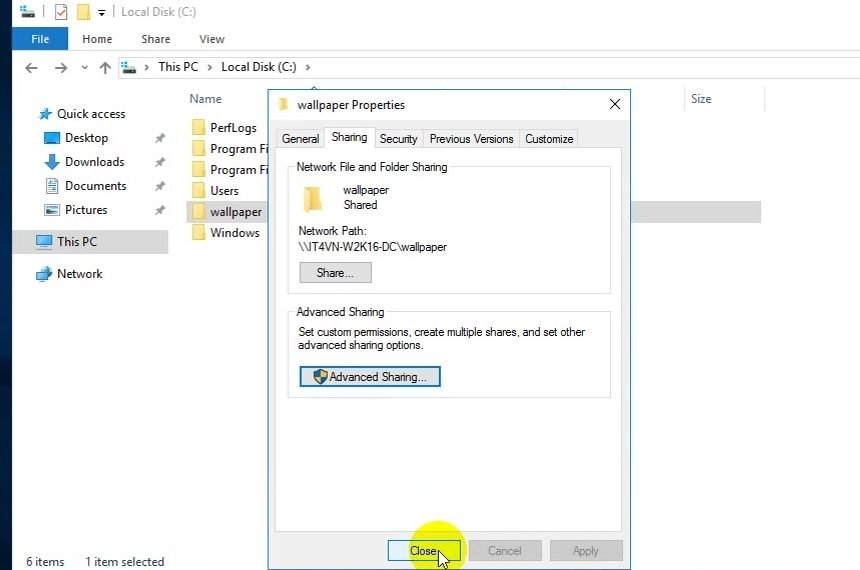 ITFORVN.COM ITFORVN-Bài-12-Cấu-hình-GPO-trên-Windows-Server-2016-0781-e1493292495845 [Tự học MCSA MCSE 2016] -Lab 12- Cấu hình Group Policy Object (GPO) trên Windows Server 2016 Windows Server mcsa 2016 group policy cau hinh group policy cau hinh gpo