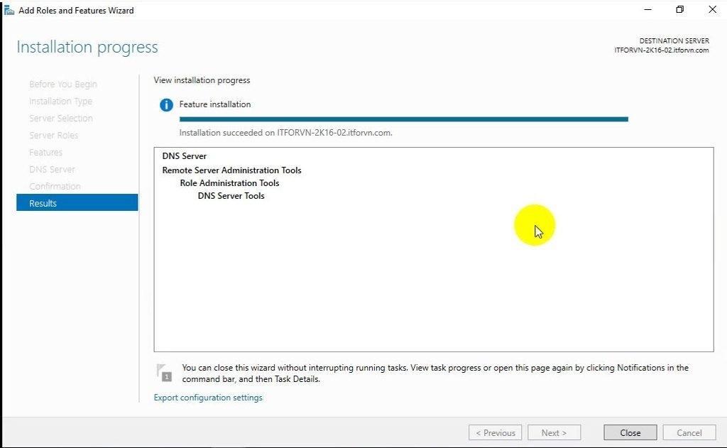 ITFORVN Bài 3 Cấu hình DNS Server 20 e1491872108270 - [Tự học MCSA MCSE 2016]-Lab 3- Cấu hình DNS Server trên Windows Server 2016