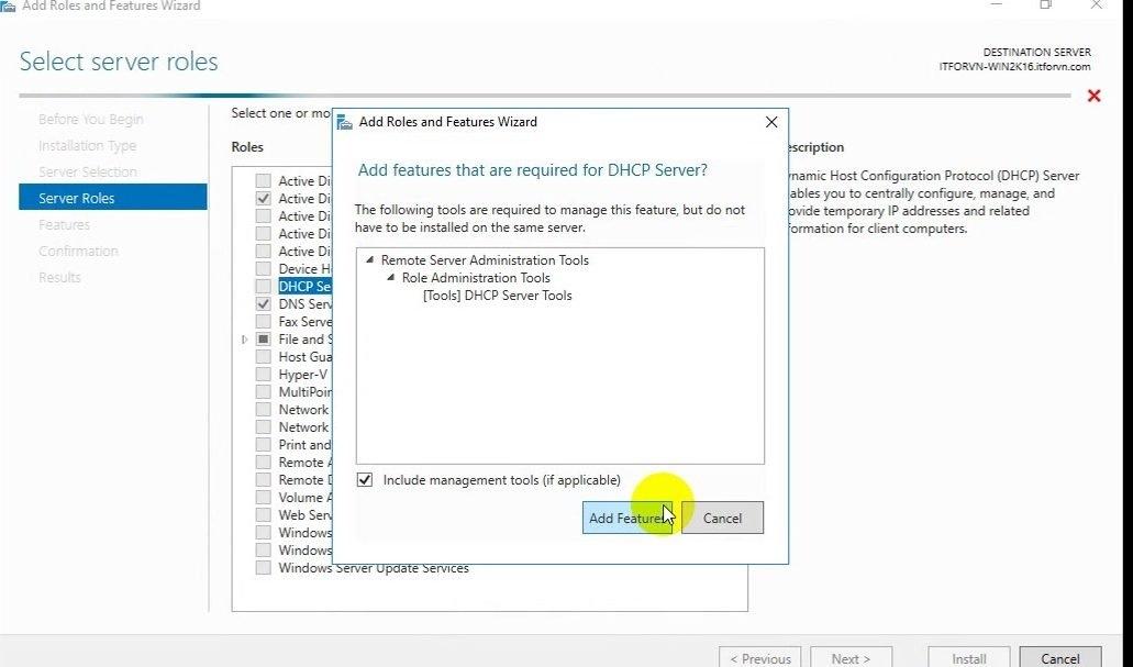 ITFORVN Bài 4 Cấu hình DHCP Server Backup Restore 0396 e1491957201339 - [Tự học MCSA MCSE 2016]-Lab 4- Cấu hình DHCP Server và Backup Restore