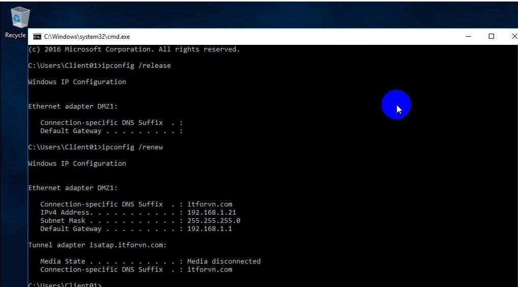 ITFORVN Bài 4 Cấu hình DHCP Server Backup Restore 1089 e1491960539786 - [Tự học MCSA MCSE 2016]-Lab 4- Cấu hình DHCP Server và Backup Restore