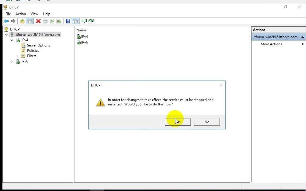 ITFORVN Bài 4 Cấu hình DHCP Server Backup Restore 1313 e1491961391841 - [Tự học MCSA MCSE 2016]-Lab 4- Cấu hình DHCP Server và Backup Restore