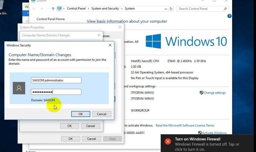 ITFORVN Bài 6 Cấu hình Child Domain 1970 e1492365265612 - [Tự học MCSA MCSE 2016] -Lab 6- Cấu hình Child Domain trên Windows server 2016
