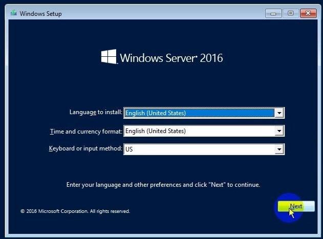 ITFORVN Bài 7 Cài đặt Windows Server Core 2016 0768 e1492639748438 - [Tự học MCSA MCSE 2016]-Lab 7- Cài đặt Windows Server Core 2016
