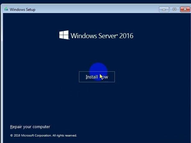 ITFORVN Bài 7 Cài đặt Windows Server Core 2016 0769 e1492639822886 - [Tự học MCSA MCSE 2016]-Lab 7- Cài đặt Windows Server Core 2016