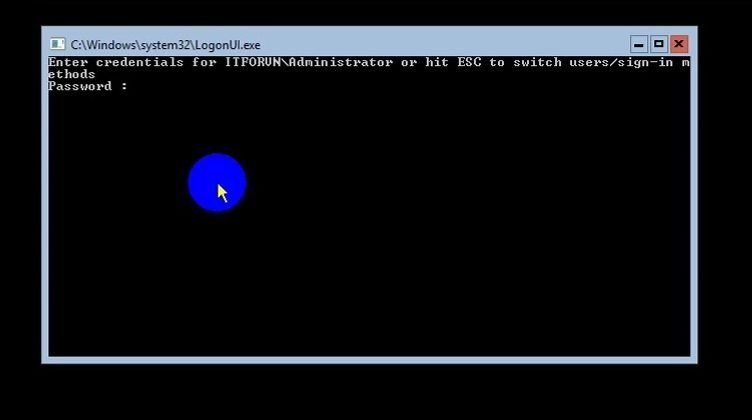 ITFORVN Bài 8 Part 1 Nâng cấp Windows Server Core lên Domain Controller Join Domain 1093 e1492777364926 - [Tự học MCSA MCSE 2016]-Lab 8- Part1-Nâng cấp Windows Server Core 2016 lên Domain Controller và join domain
