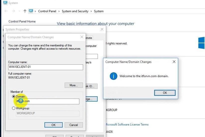 ITFORVN Bài 8 Part2 Quản trị Windows Server Core 2016 bằng tool RSAT 0094 e1492864923311 - [Tự học MCSA MCSE 2016]-Lab 8-Part 2- Quản trị Windows Server Core 2016 bằng tool RSAT
