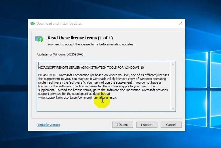ITFORVN Bài 8 Part2 Quản trị Windows Server Core 2016 bằng tool RSAT 0536 e1492865544421 - [Tự học MCSA MCSE 2016]-Lab 8-Part 2- Quản trị Windows Server Core 2016 bằng tool RSAT