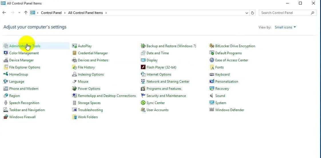 ITFORVN Bài 8 Part2 Quản trị Windows Server Core 2016 bằng tool RSAT 0714 e1492865896521 - [Tự học MCSA MCSE 2016]-Lab 8-Part 2- Quản trị Windows Server Core 2016 bằng tool RSAT