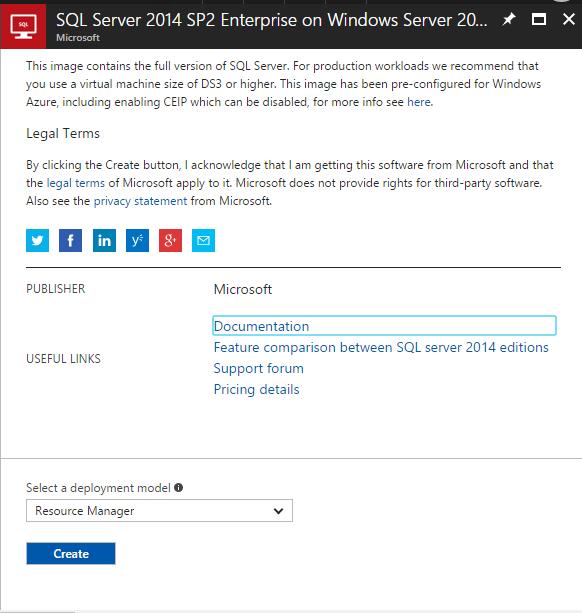 ITFORVN.COM 1-25 Cấu hình IIS frontend và SQL backend với Azure Resource Manager
