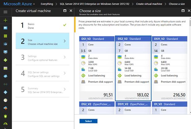 ITFORVN.COM 1-27 Cấu hình IIS frontend và SQL backend với Azure Resource Manager