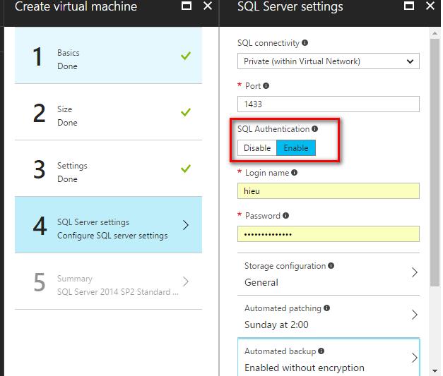 ITFORVN.COM 1-30 Cấu hình IIS frontend và SQL backend với Azure Resource Manager