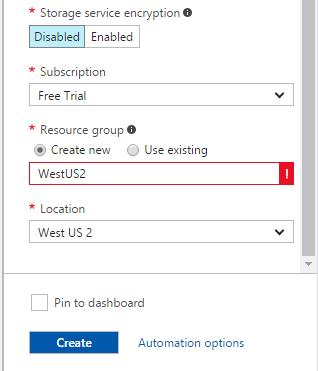 ITFORVN.COM 1-4 Cấu hình IIS frontend và SQL backend với Azure Resource Manager