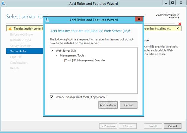 ITFORVN.COM 1-41 Cấu hình IIS frontend và SQL backend với Azure Resource Manager