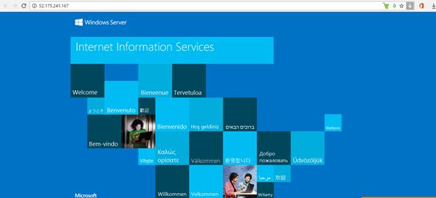 ITFORVN.COM 1-47 Cấu hình IIS frontend và SQL backend với Azure Resource Manager
