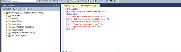 ITFORVN.COM 1-52 Cấu hình IIS frontend và SQL backend với Azure Resource Manager