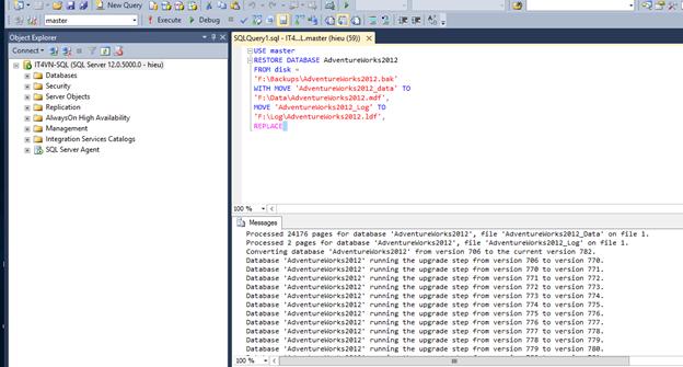 ITFORVN.COM 1-54 Cấu hình IIS frontend và SQL backend với Azure Resource Manager