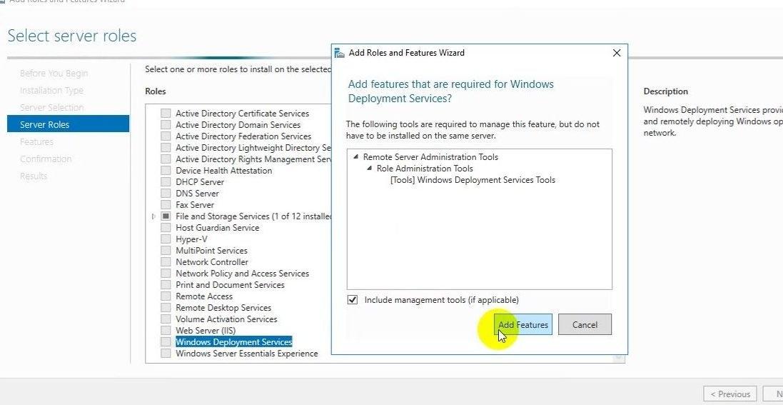 ITFORVN Bài 13 Cấu hình Windows Deployment Service 2016 0589 e1494244274297 - [Tự học MCSA MCSE 2016]-Lab 13- Cấu hình Windows Deployment Service 2016 (WDS)