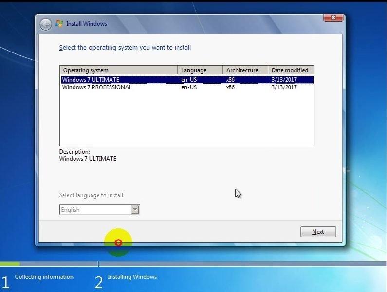 ITFORVN Bài 13 Cấu hình Windows Deployment Service 2016 1745 e1494285591691 - [Tự học MCSA MCSE 2016]-Lab 13- Cấu hình Windows Deployment Service 2016 (WDS)