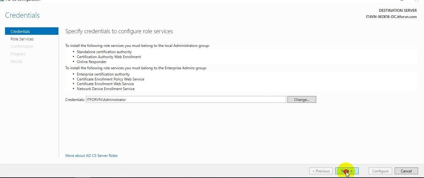 ITFORVN Bài 14 Cấu hình IIS Web Server HTTP HTTPS trên Windows Server 2016 1428 e1494892490116 - [Tự học MCSA MCSE 2016]-Lab 14-Cấu hình IIS Web Server trên Windows Server 2016