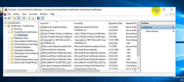 ITFORVN Bài 14 Cấu hình IIS Web Server HTTP HTTPS trên Windows Server 2016 2415 e1494896345518 - [Tự học MCSA MCSE 2016]-Lab 14-Cấu hình IIS Web Server trên Windows Server 2016