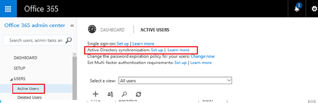 ITFORVN.COM aaaaa-101 Cấu hình Exchange Hybird và DirSync quản lý User AD bằng Azure