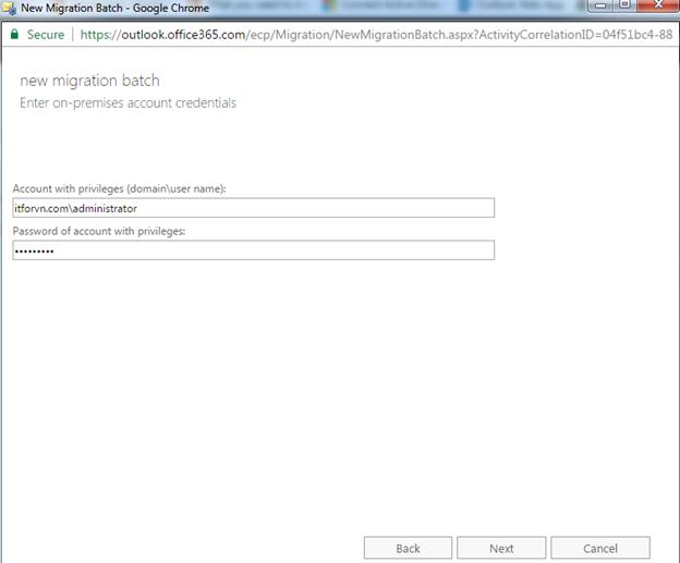 ITFORVN.COM aaaaa-111 Cấu hình Exchange Hybird và DirSync quản lý User AD bằng Azure
