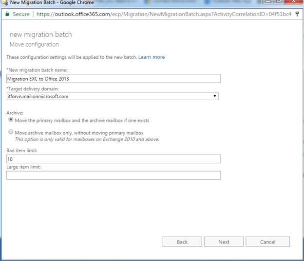 ITFORVN.COM aaaaa-114 Cấu hình Exchange Hybird và DirSync quản lý User AD bằng Azure