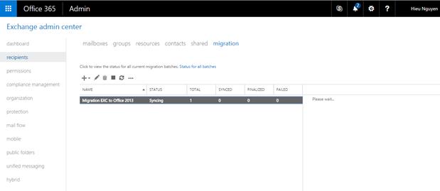 ITFORVN.COM aaaaa-116 Cấu hình Exchange Hybird và DirSync quản lý User AD bằng Azure