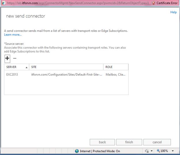ITFORVN.COM aaaaa-26 Cấu hình Exchange Hybird và DirSync quản lý User AD bằng Azure