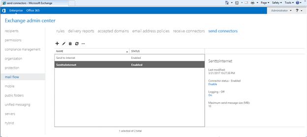 ITFORVN.COM aaaaa-27 Cấu hình Exchange Hybird và DirSync quản lý User AD bằng Azure