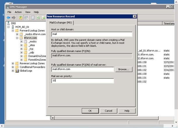 ITFORVN.COM aaaaa-3 Cấu hình Exchange Hybird và DirSync quản lý User AD bằng Azure