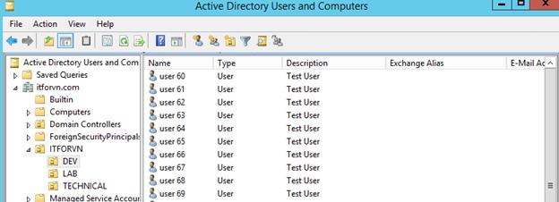 ITFORVN.COM aaaaa-31 Cấu hình Exchange Hybird và DirSync quản lý User AD bằng Azure