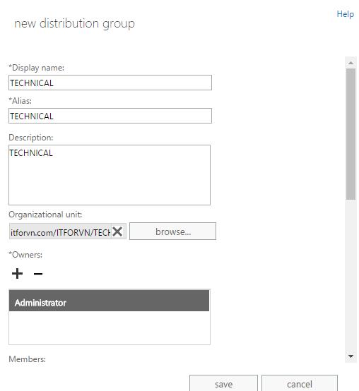 ITFORVN.COM aaaaa-35 Cấu hình Exchange Hybird và DirSync quản lý User AD bằng Azure