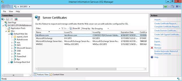 ITFORVN.COM aaaaa-48 Cấu hình Exchange Hybird và DirSync quản lý User AD bằng Azure