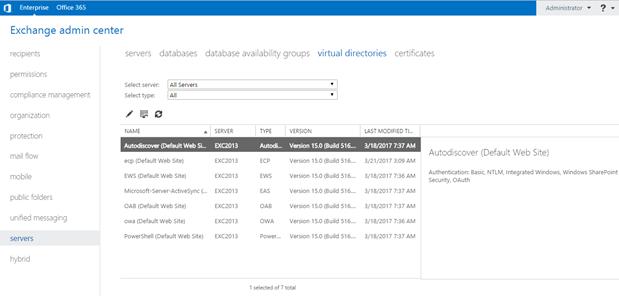 ITFORVN.COM aaaaa-52 Cấu hình Exchange Hybird và DirSync quản lý User AD bằng Azure