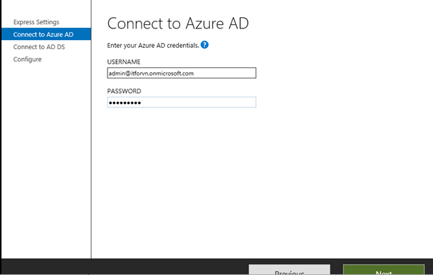 ITFORVN.COM aaaaa-73 Cấu hình Exchange Hybird và DirSync quản lý User AD bằng Azure