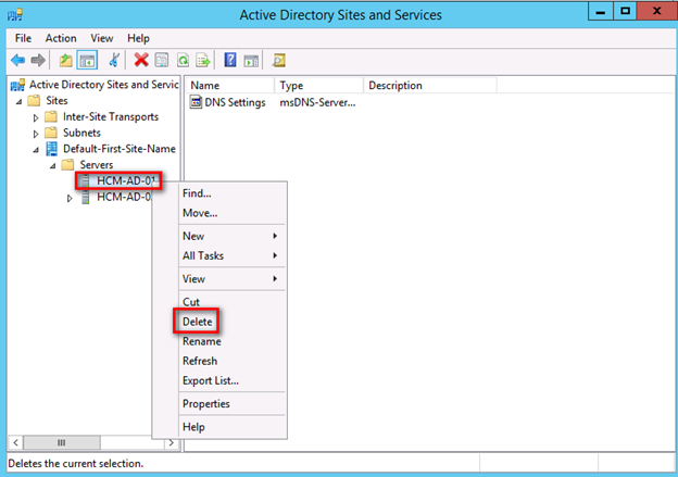 1 11 - Khôi phục Active Directory trong Windows 2012
