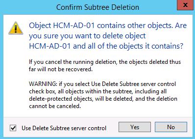 1 12 - Khôi phục Active Directory trong Windows 2012